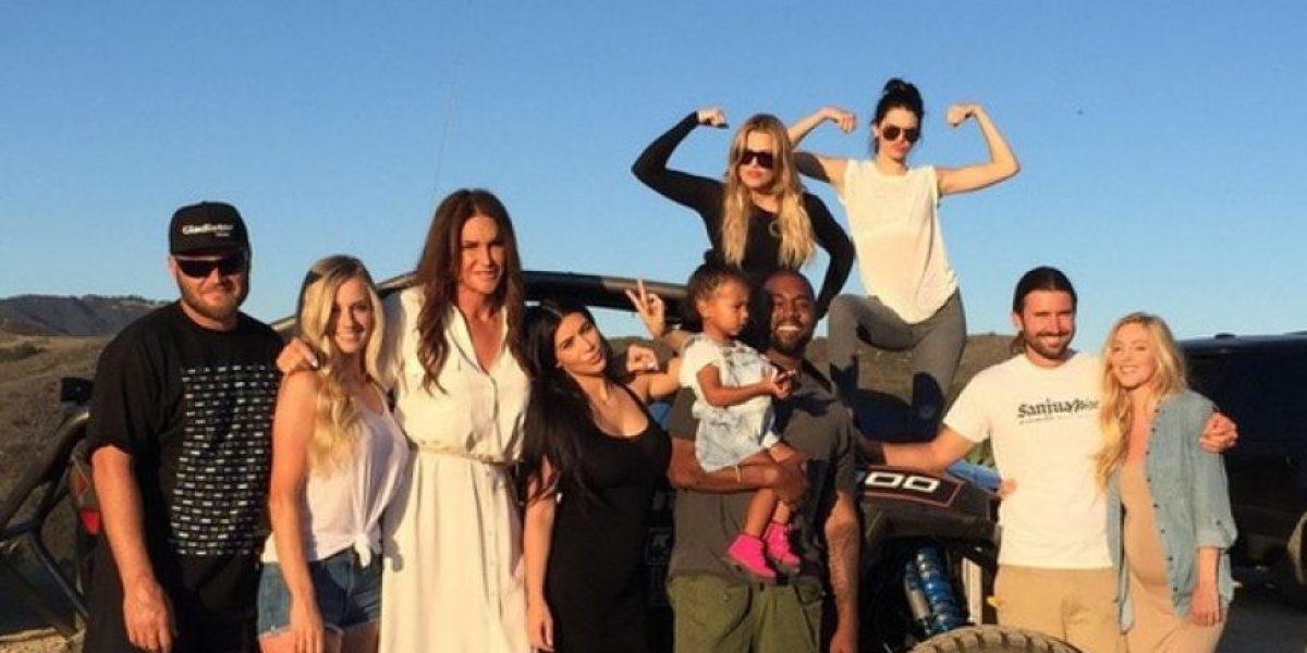 El clan Kardashian no se acostumbra y todavía le dicen