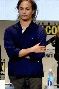 """Es uno de los protagonistas de la serie """"Fear The Walking Dead"""". Foto:Getty Images"""