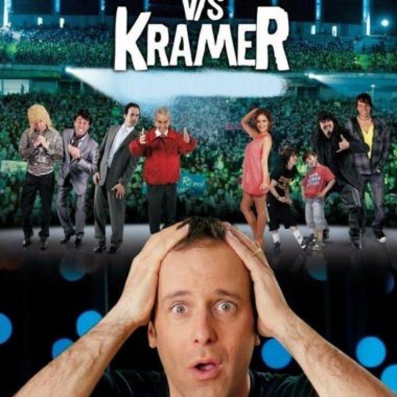 """Stefan v/s Kramer"". Disponible a partir del 1 de agosto. Foto:20th Century Fox"
