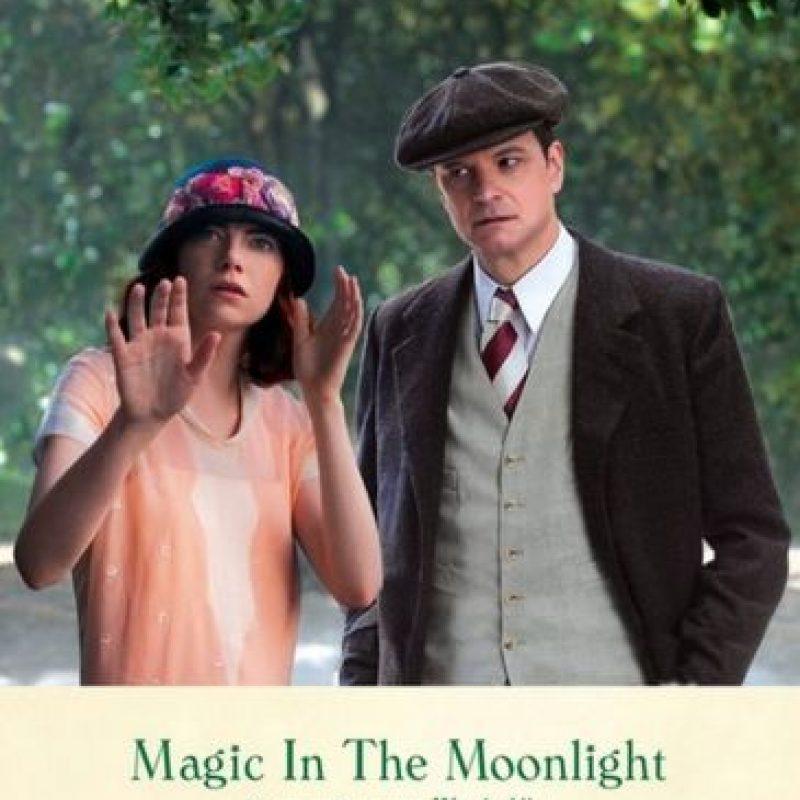 """""""Magic in the Moonlight"""". Disponible a partir del 1 de agosto. Foto:Sony Pictures Classics"""