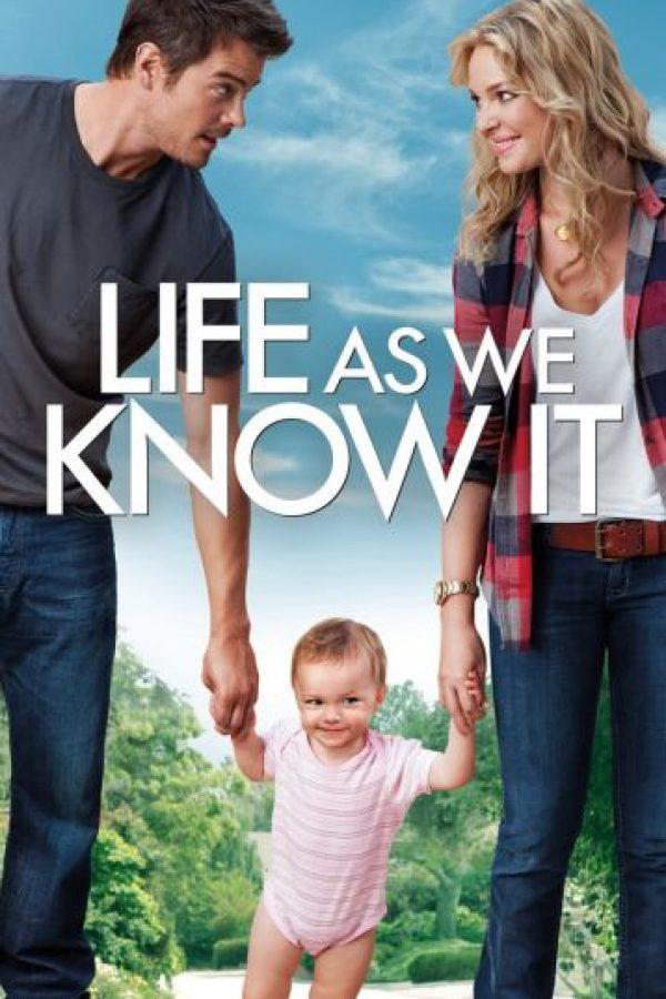 """""""Life As We Know It"""". Disponible a partir del 8 de agosto. Foto:Warner Bros."""