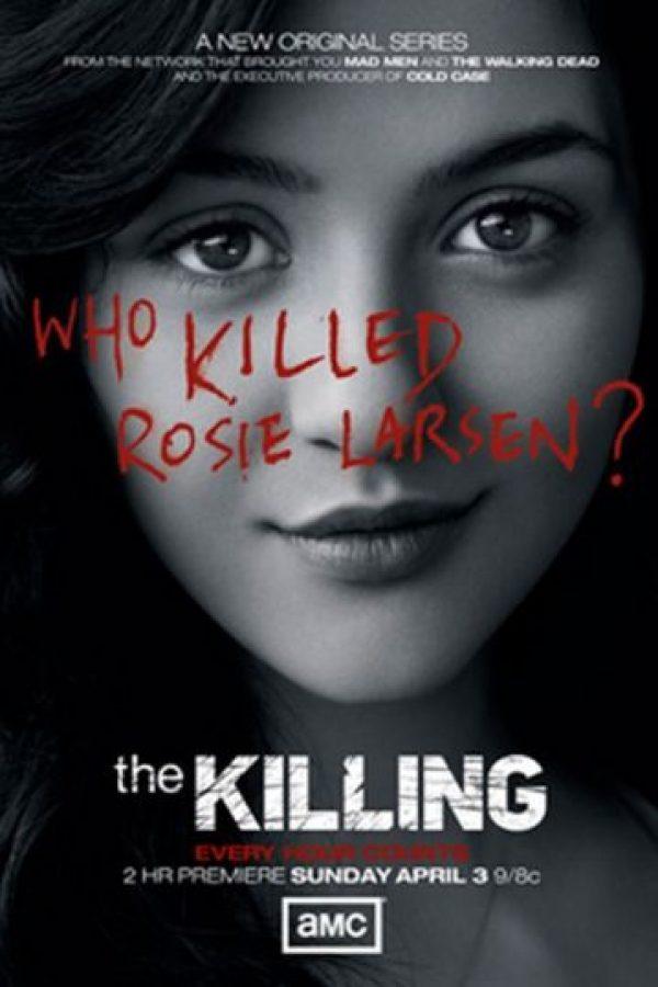 """The Killing"" – Temporadas 1 y 2. Disponibles a partir del 20 de agosto. Foto:Netflix / AMC"