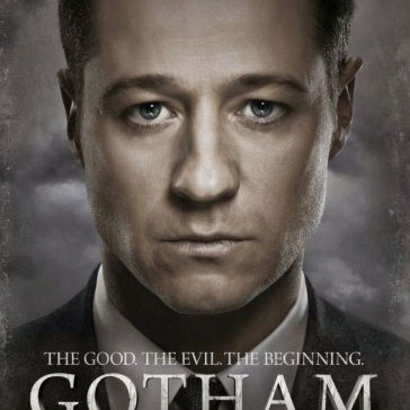 """Gotham"" – Temporada 1. Disponible a partir del 22 de agosto. Foto:FOX"