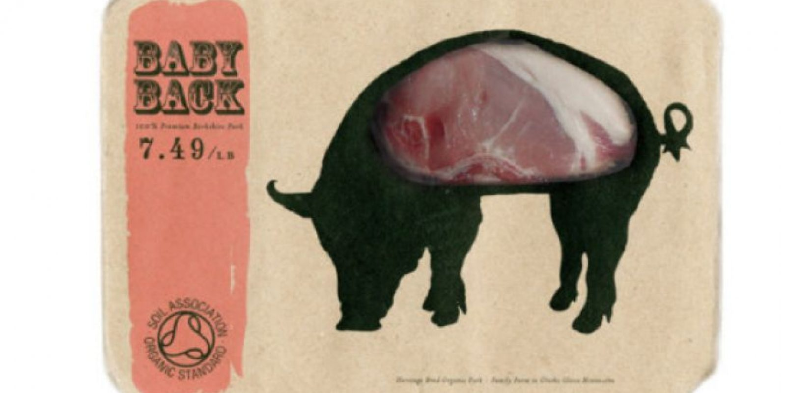 ¿Carne de cerdo? así se ve mejor