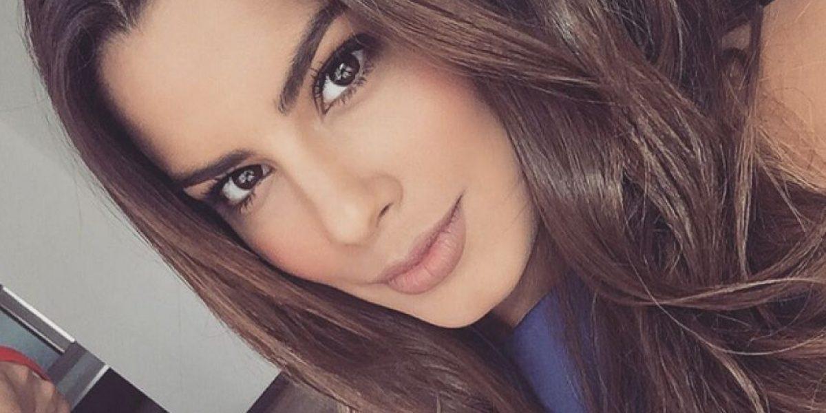 Ariadna Gutiérrez fue confundida con JLo en Colombiamoda