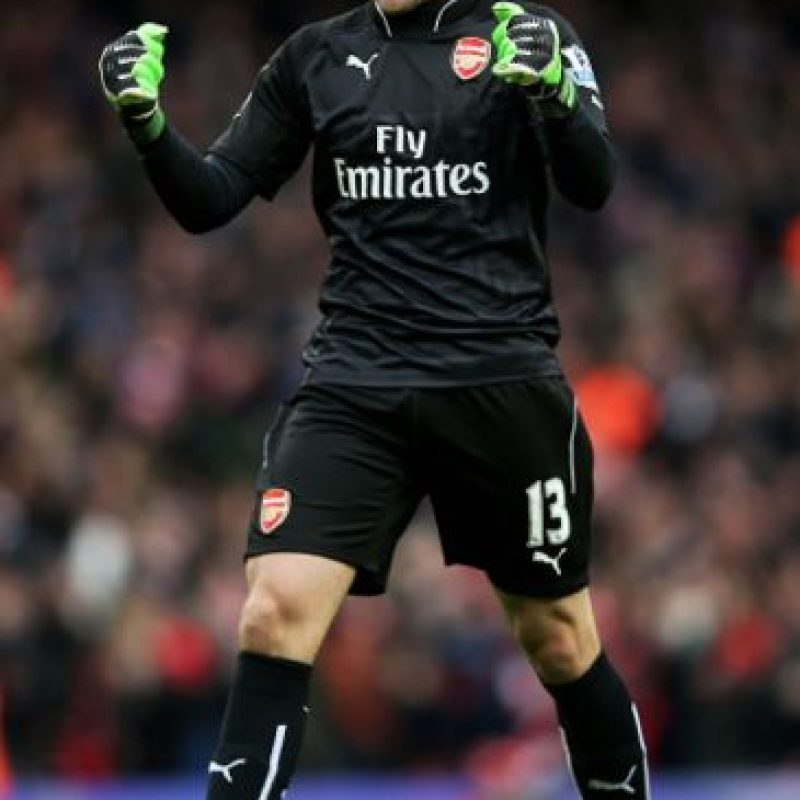 Ospina podría ver acción con el Arsenal ante Chelsea. Foto: Getty Images