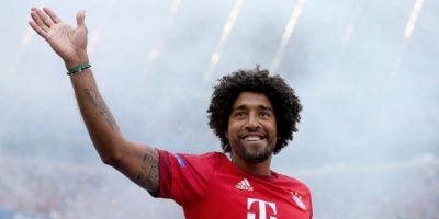 Dante (Brasil). Foto:Getty Images