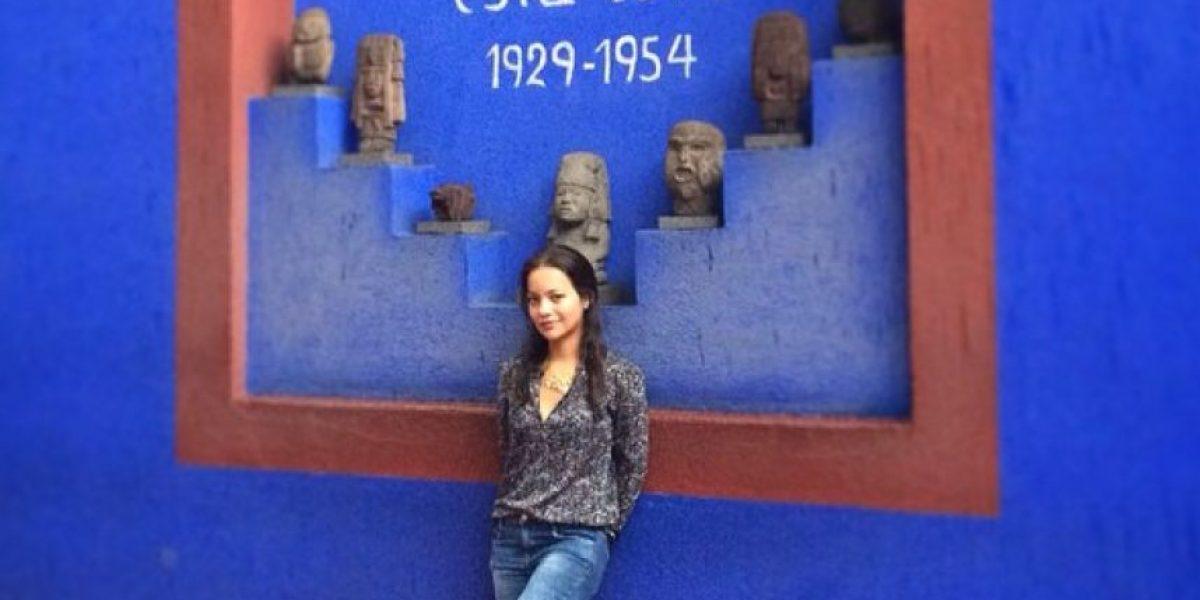 Natalia Reyes se deja ver en pleno romance con su novio