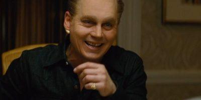 """Ahora, Depp regresa a la pantalla grande con """"Black Mass"""" Foto:vía facebook.com/BlackMassMovie"""