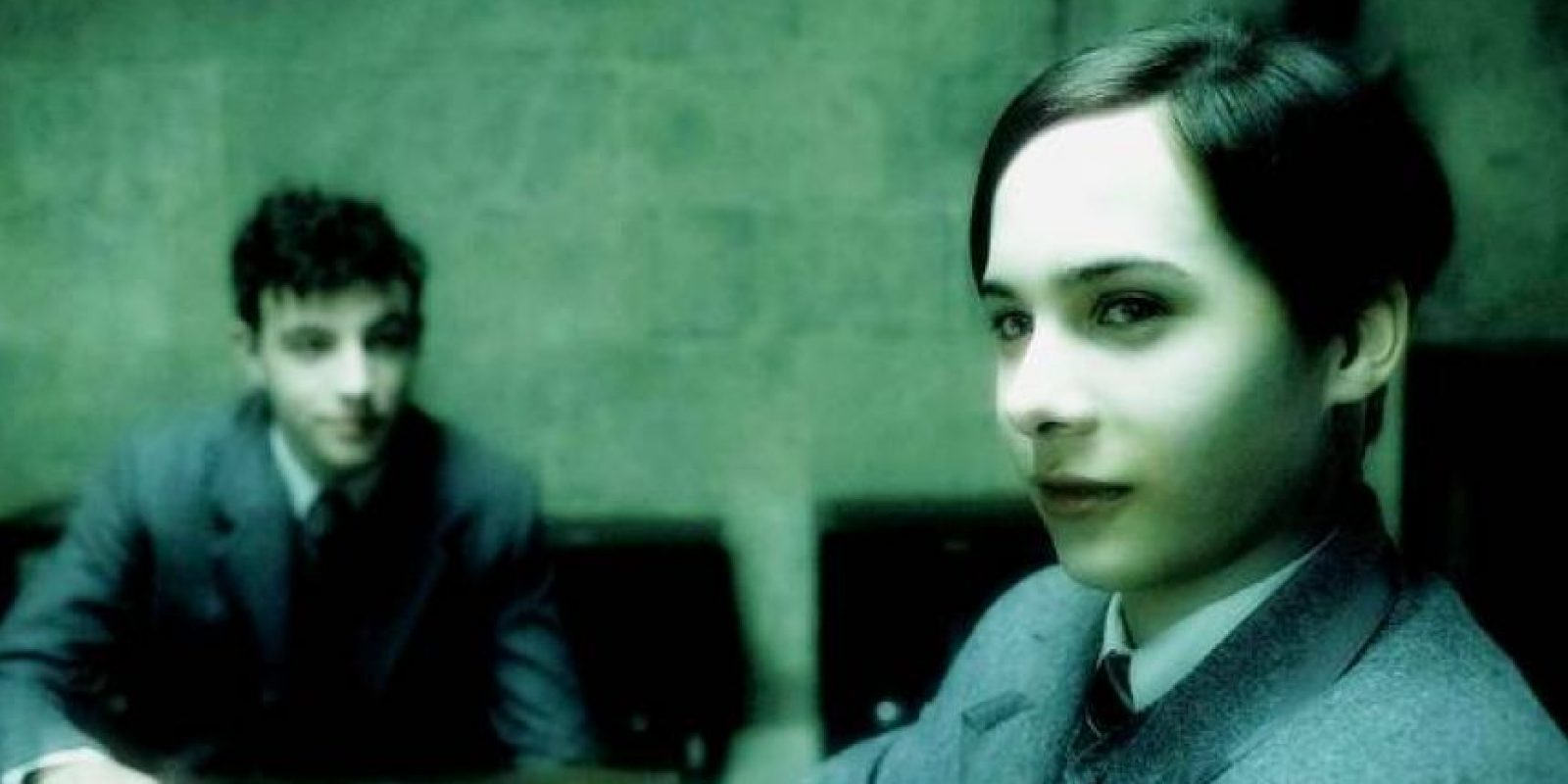 """Interpretó al joven """"Tom Riddle"""", quien se convertiría en """"Lord Voldemort"""". Foto:YouTube"""