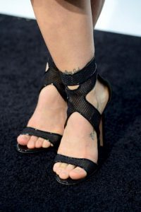 Su tatuajes le dan un estilo único. Foto:Getty Images