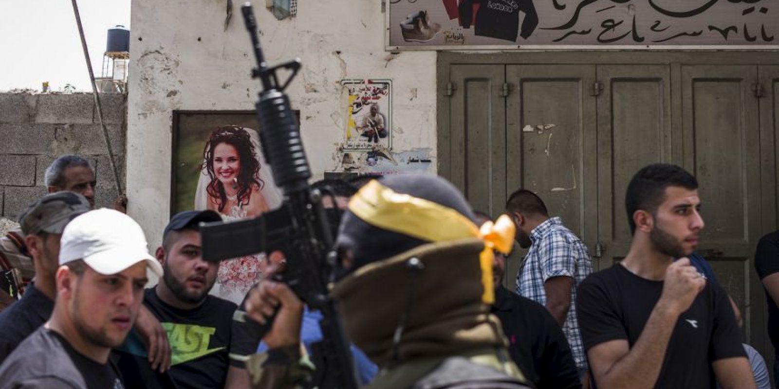 Aproximadamente 54 mil perdieron su hogar Foto:Getty Images