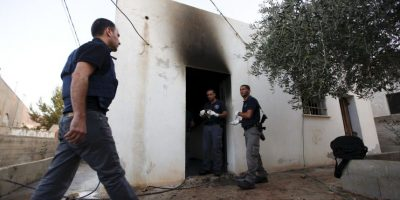 Un total de 540 niños palestinos murieron Foto:AP