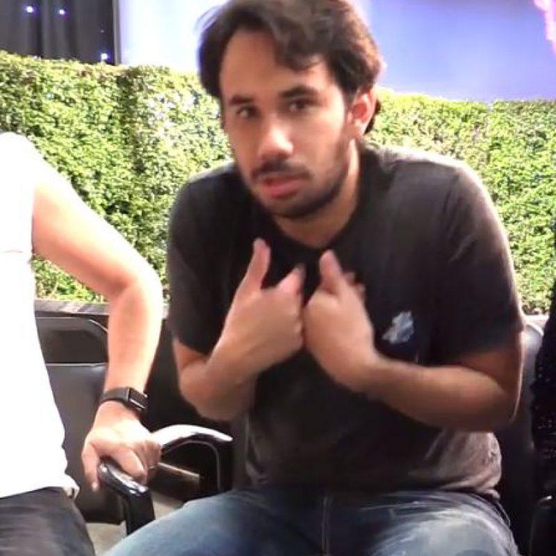 Peleó con su mánager el año pasado para recuperar sus ganancias en Youtube. Foto:vía Werevertumorro/Youtube
