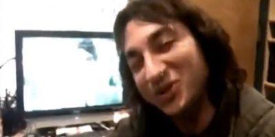 """""""El Bananero"""" se llama Adrián Nario y comenzó con videos muy populares hablando de machismo y sexualidad escatológica. Foto:vía El Bananero/Youtube"""
