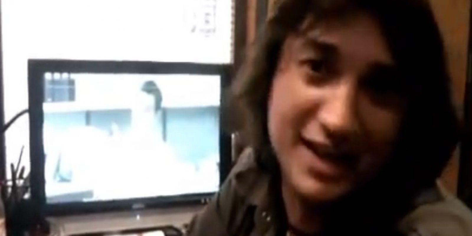 Le cerraron el canal, pero volvió en 2009. Foto:vía El Bananero/Youtube