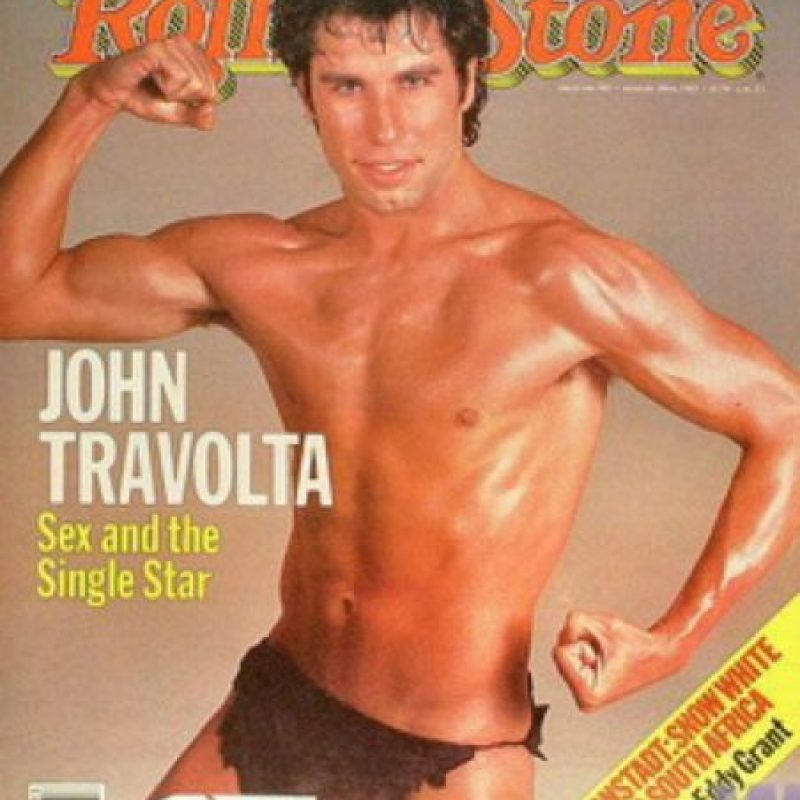 Oh, John… Foto:vía Rolling Stone