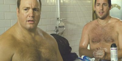 A Kevin James tampoco necesitábamos verle desnudo. Foto:vía Universal