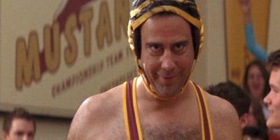 """Brad Garrett como """"Dwaney Murney"""" en """"Una Niñera a Prueba de Balas"""". Foto:vía Disney"""