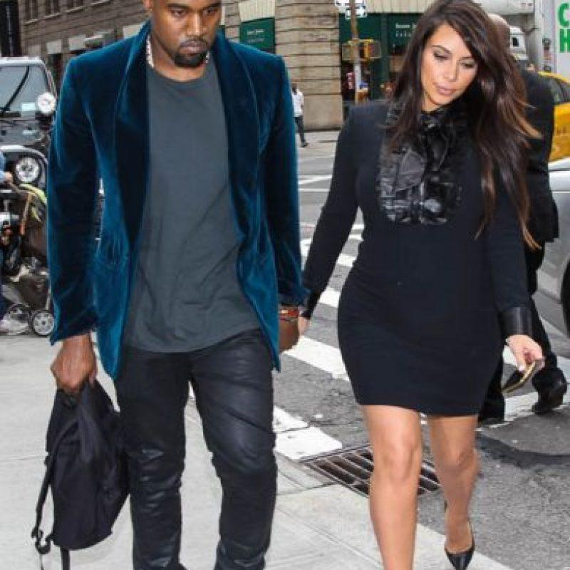 Así los usa Kanye West. Foto:vía Getty Images