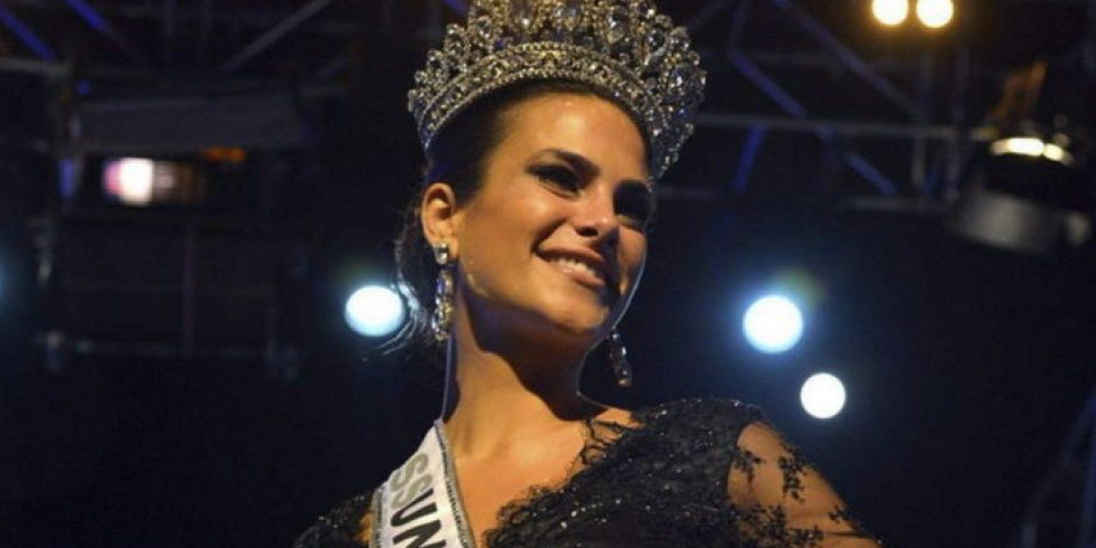 Foto:Vía facebook.com/MissUniverseSpain
