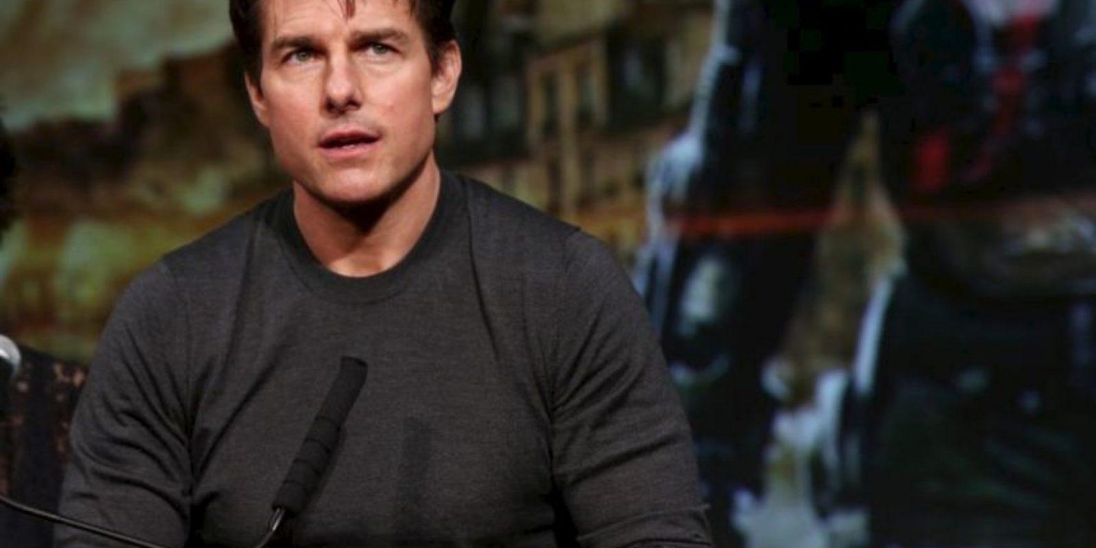 Tom Cruise es el mayor exponente de la cienciología Foto:Getty Images