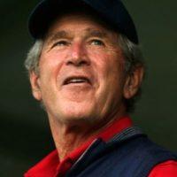 """George Bush es considerado por muchos como el """"líder de derecha Cristiana"""" Foto:Getty Images"""