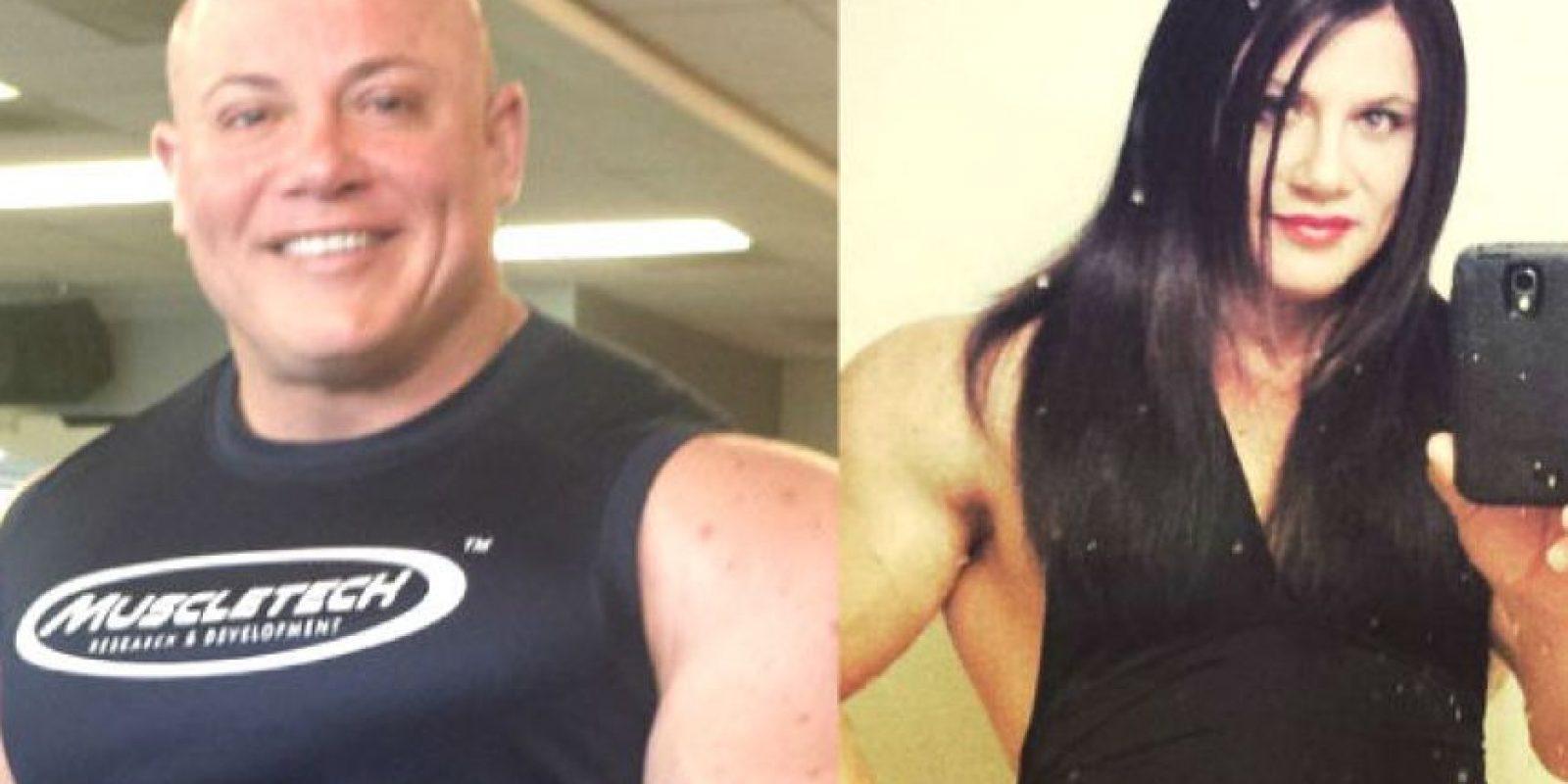 Así fue su transformación. Foto:Vía Instagram/@mattkroc
