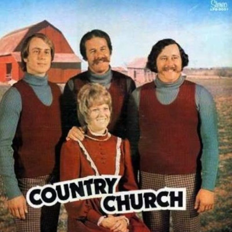 "11. ""Country Church"". Dedicados al country. Foto: Tumblr"