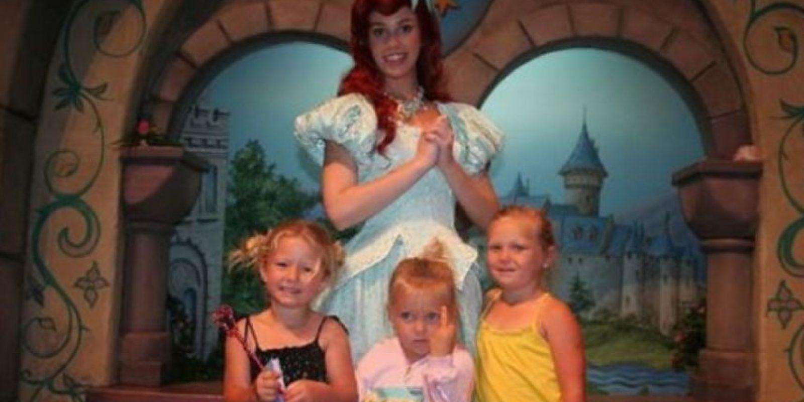 A ciertas niñas y niños no les gustan las princesas Foto:Pinterest