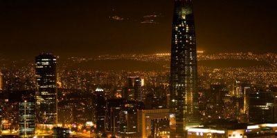 Centro de Santiago de Chile Foto:Wikipedia