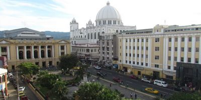 El Palacio de Gobierno de San Salvador, El Salvador Foto:Wikipedia