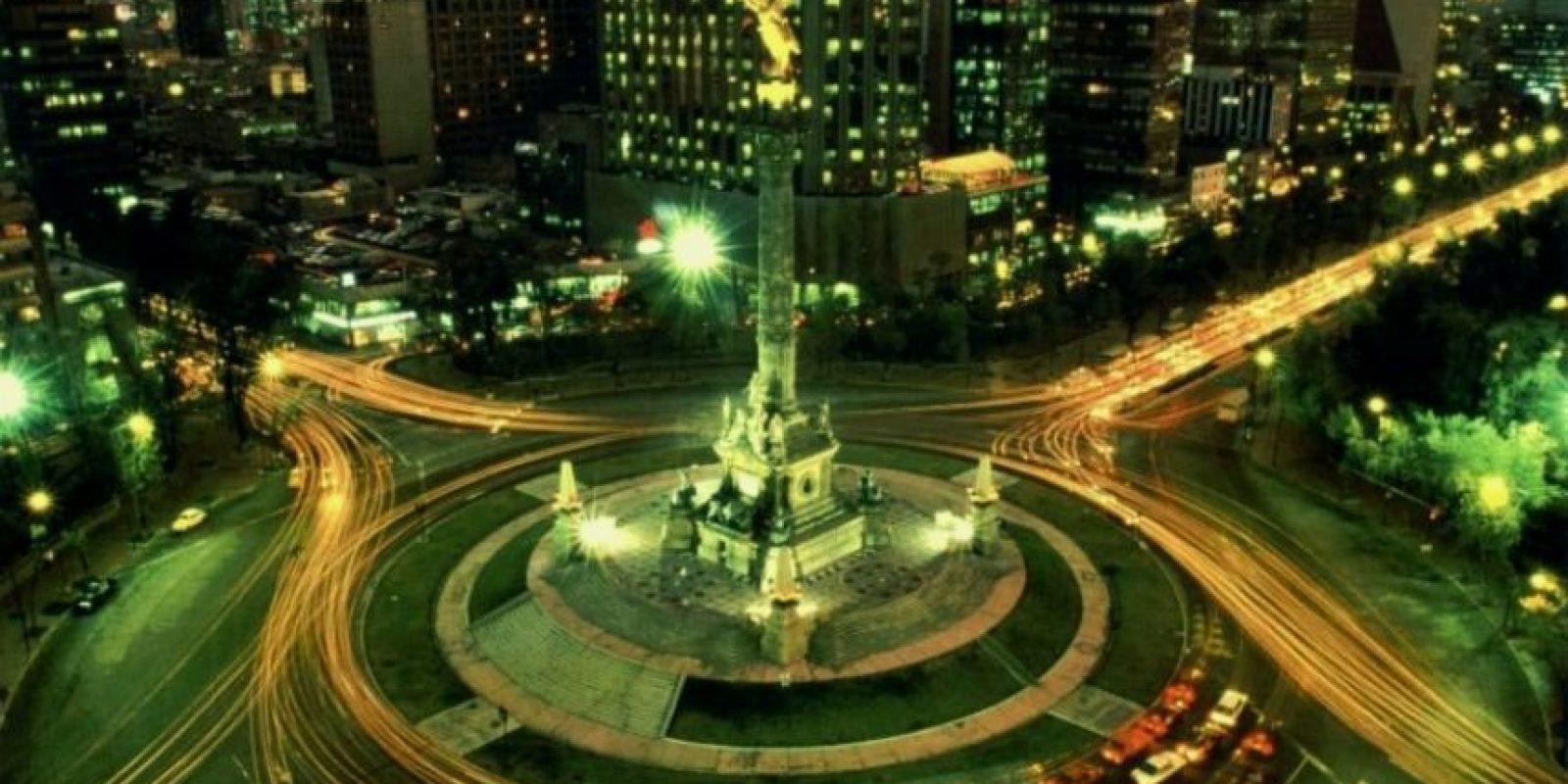 El Ángel de la Independencia, en México Foto:Wikipedia