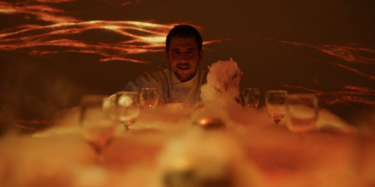 Paco Roncero y el placer de 'sentir' la comida