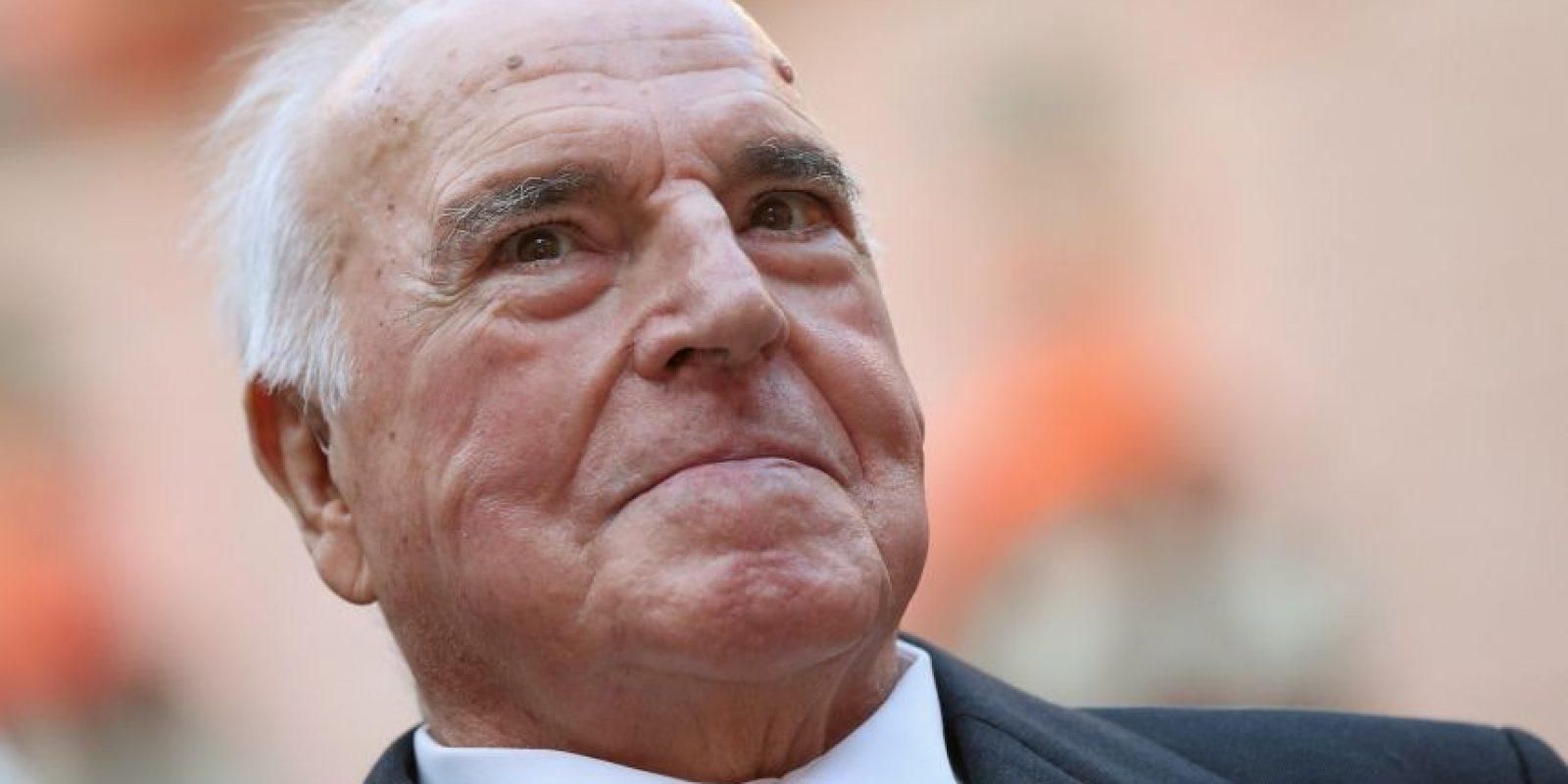 Merkel podría igual los años en el poder que duro el excanciller alemán Helmut Kohl Foto:Getty Images