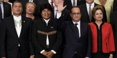 3. Fue activista y líder sindical de los productores de Coca Foto:AFP