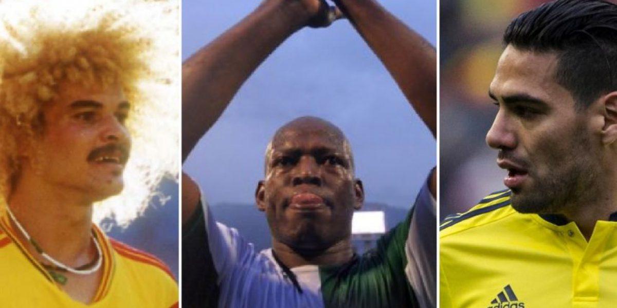 Falcao, 'El Tino' y 'El Pibe' entre los futbolistas más sobrevalorados