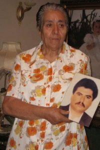 Se casó con Vicente Carrillo Vega y era la madre de los jefes del cártel de Juárez, murió el 17 de marzo del 2014 Foto:Pinterest