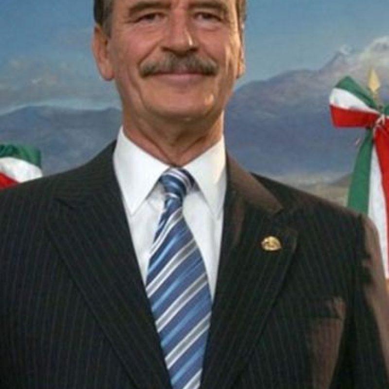 Político mexicano, nació el 2 de julio de 1942 en la ciudad de México Foto:Pinterest