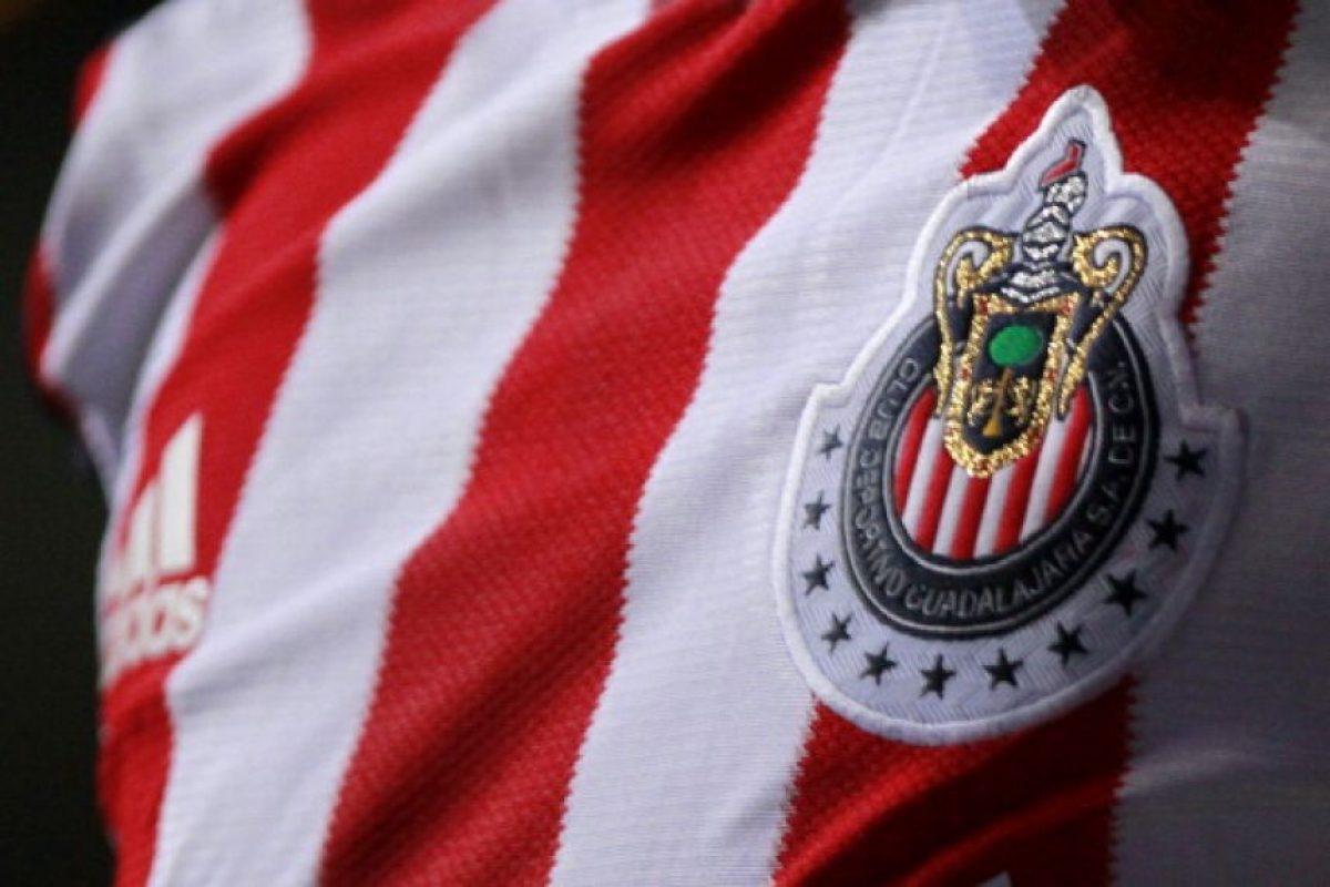 1. Chivas (Fútbol) Foto:Getty Images