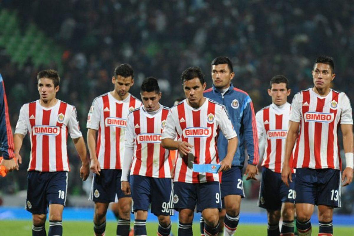Es uno de los clubes más seguidos del fútbol mexicano. Tiene 11 títulos de liga. Foto:Getty Images