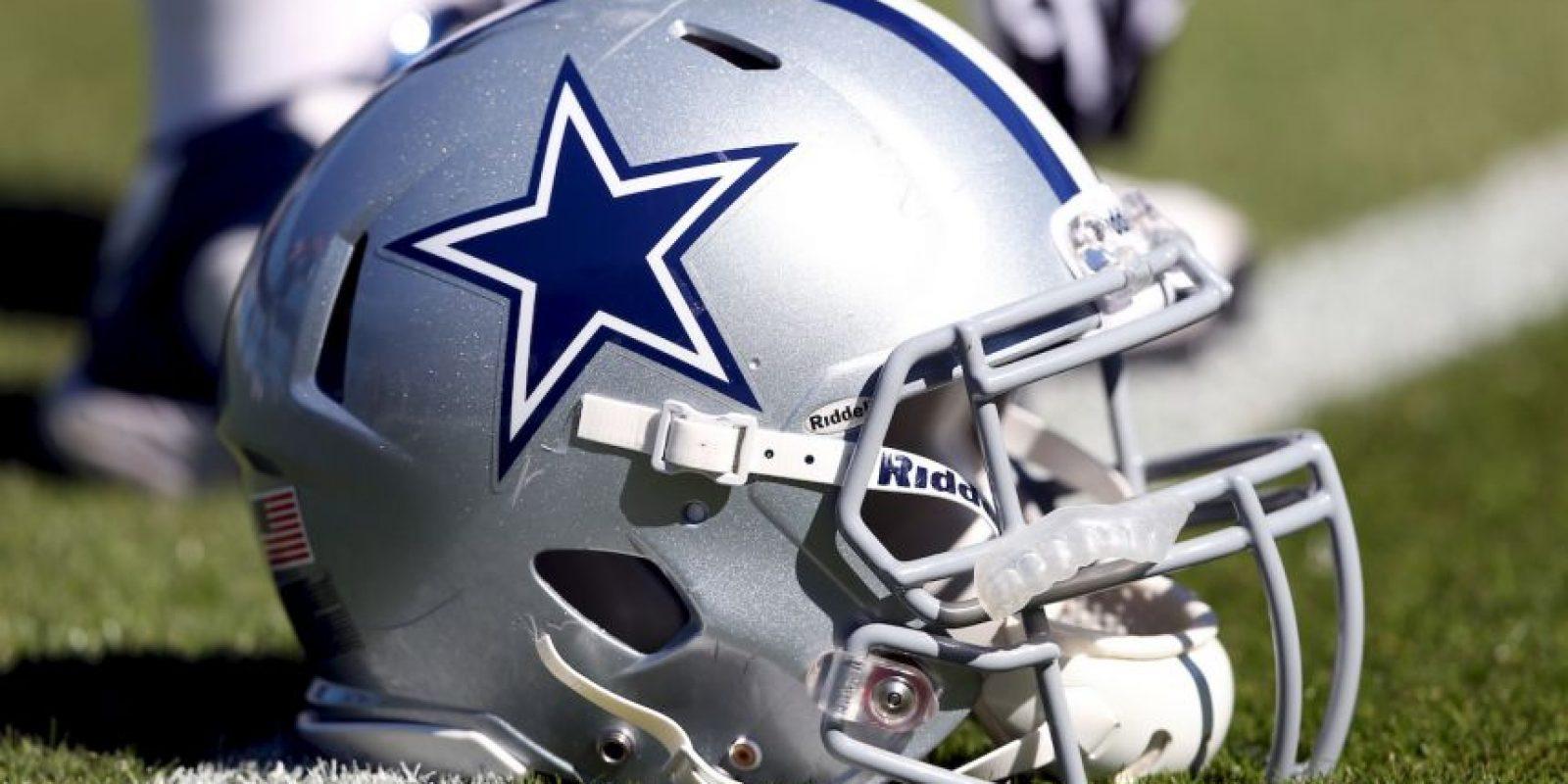 6. Dallas Cowboys (Fútbol americano= Foto:Getty Images