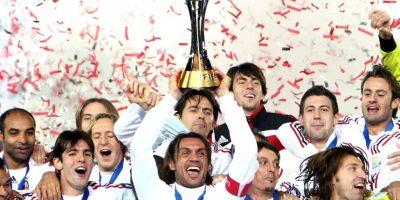 4. AC Milán (Fútbol) Foto:Getty Images