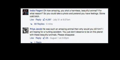 En su Facebook los comentarios la denigran. Foto:vía Facebook/ Sabrina Corgatelli
