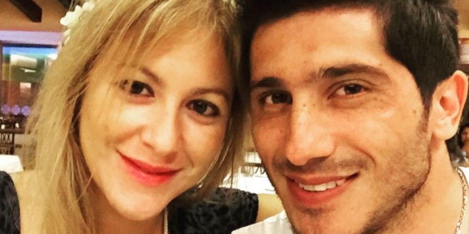 La pareja del argentino naturalizado mexicano Damián Álvarez, mediocampista felino Foto:Vía instagram.com/damariel11