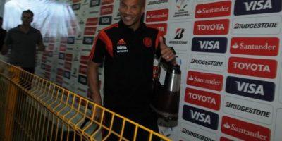 Han jugado cuatro finales de Copa Libertadores Foto:Vía twitter.com/CARPoficial