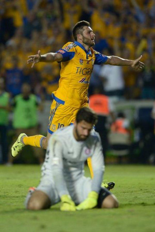 "7. Su ""romance"" con el gol Foto:Getty Images"