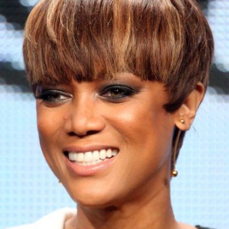 Fue jurado de American Next Top Model .Es productora y escritora. Foto:vía Getty Images