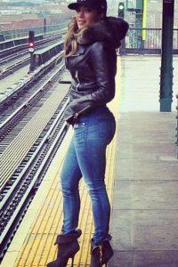 Kim Kardashian no impuso esto. Fue ella. Foto:vía Tumblr