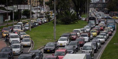 A pesar de su intensidad, Bogotá tiene mejor tráfico que muchas capitales del mundo Foto:Juan Pablo Pino – Publimetro